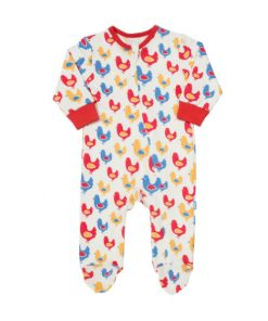 chicken sleepsuit