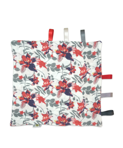 flower comforter