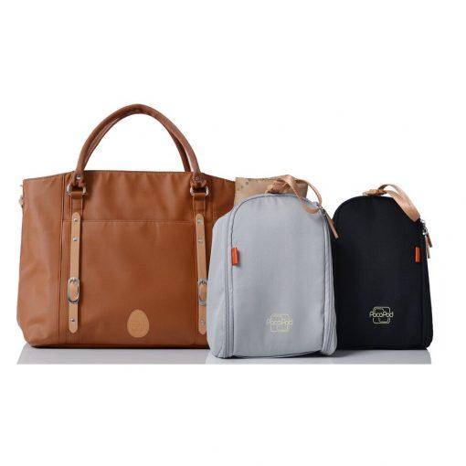 pacapod mirano bag and pods
