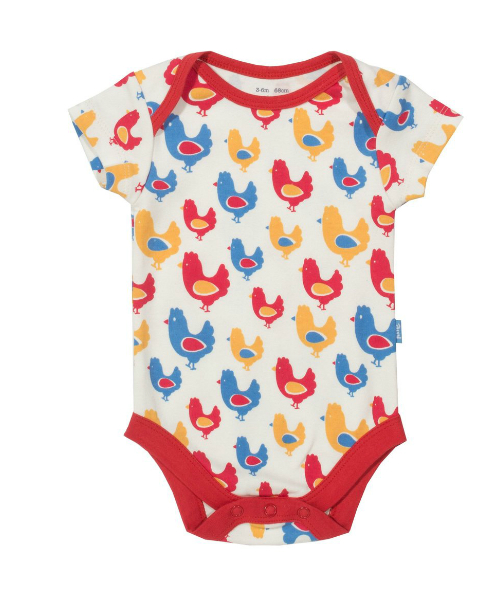 chicken bodysuit