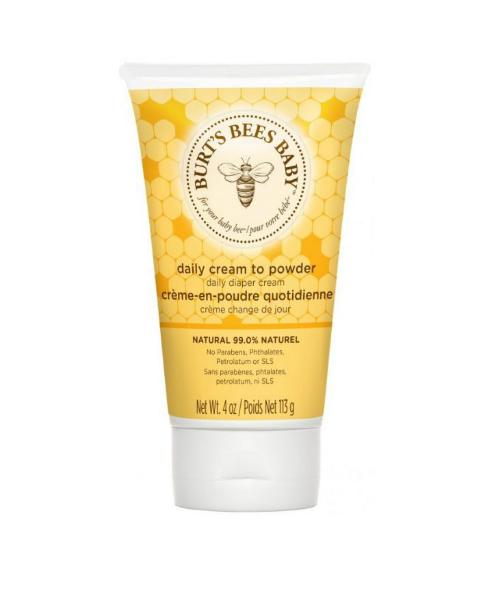 baby bees cream to powder