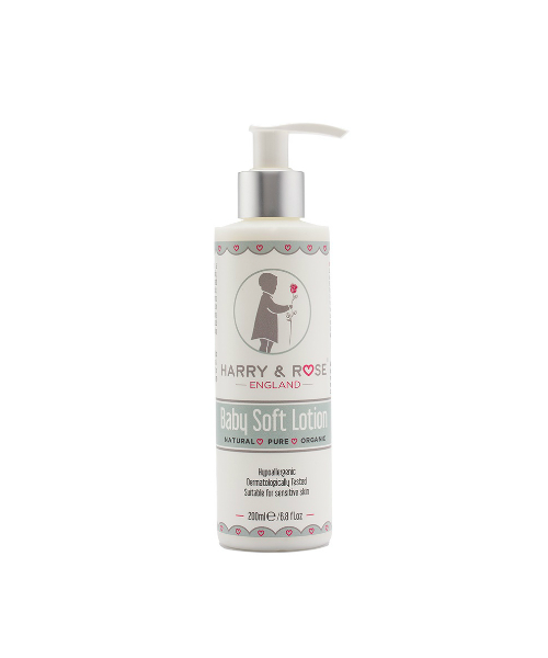 Baby Soft Lotion