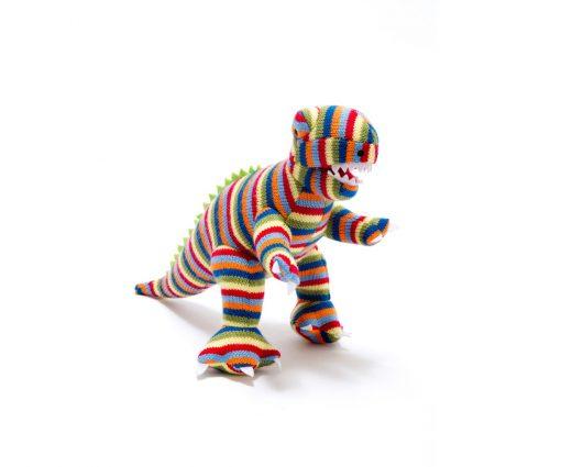 stripey t rex