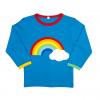 rainbow cloud t shirt