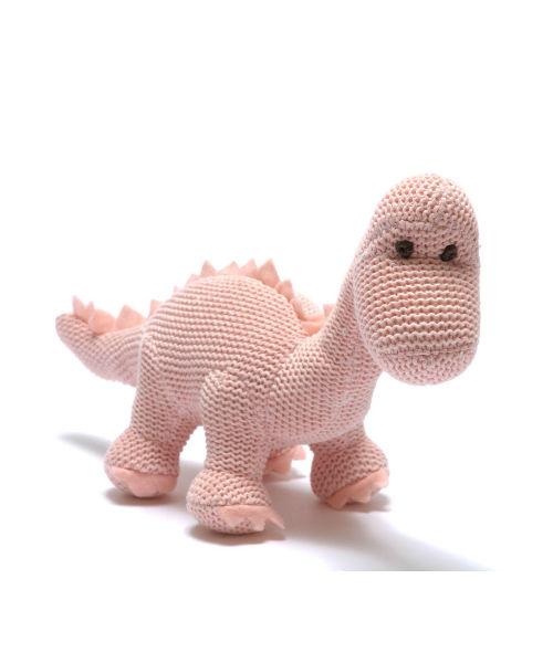 pink diplodocus