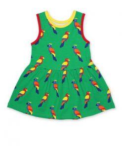 parrot dress
