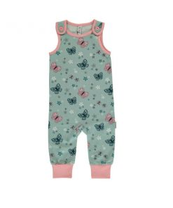 butterfly dungarees