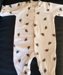 bee sleepsuit