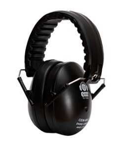 black ear defenders