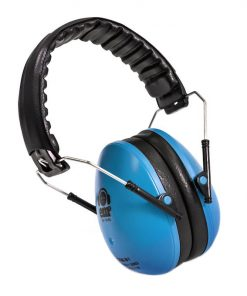 blue ear defenders